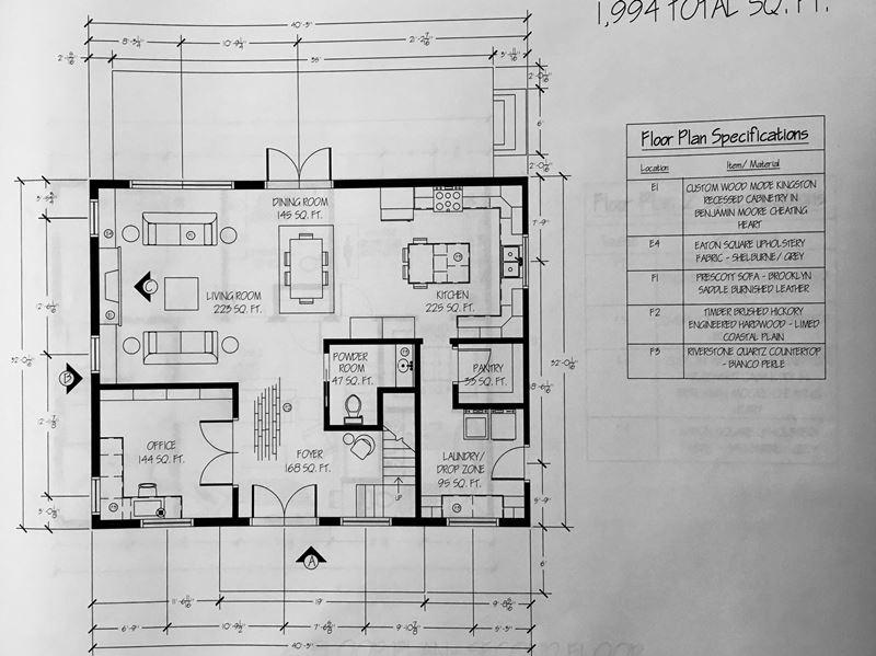 Design Number 7 Interiors Kelsey Wermert - Effingham County CEO